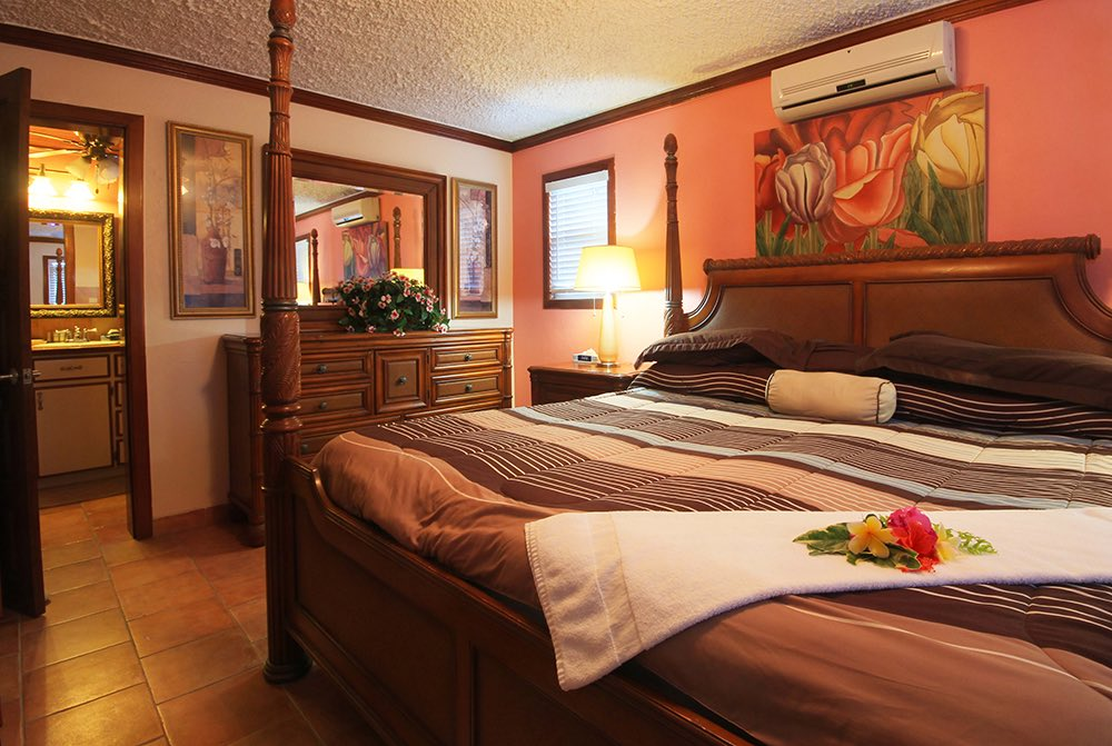 Mary's Boon Beach Resort & Spa bedroom